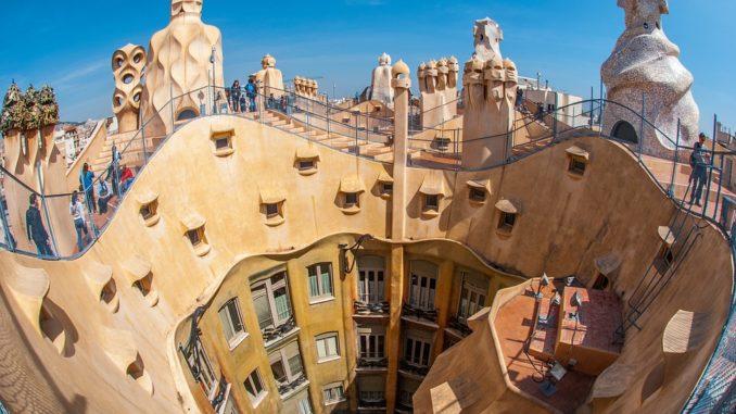 Levně do Barcelony