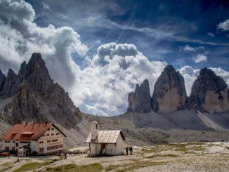 Itálii Dolomity, Sicílii a Kalábrii