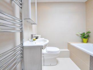 moderní koupelnu