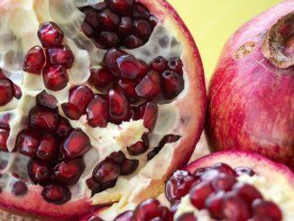 Granátové jablko pro zdraví