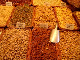 Zdravé ořechy