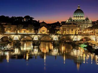 Řím očima cestovatele