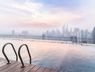 Kde najdete nejkrásnější nekončící bazény?