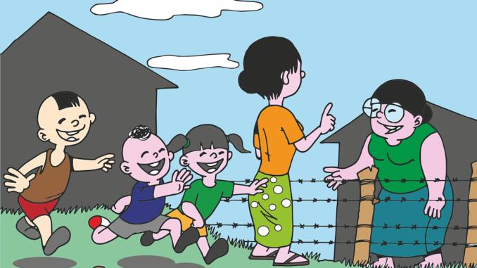 Připravte dětem domov, ve kterém si neublíží. Co udělat?